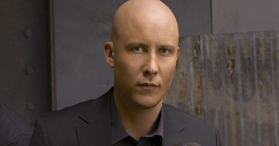 Michael Rosenbaum Lex Luthor Arrowverse Crisis On Infinite Earths Smallville