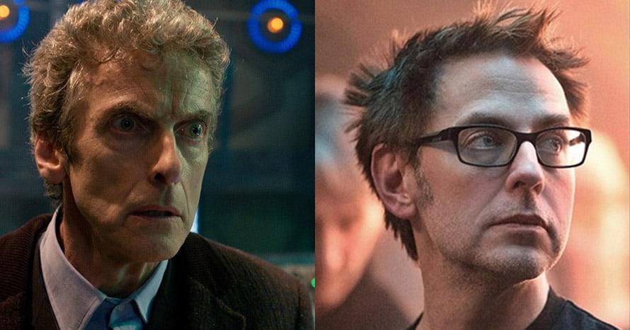 Peter Capaldi James Gunn The Suicide Squad