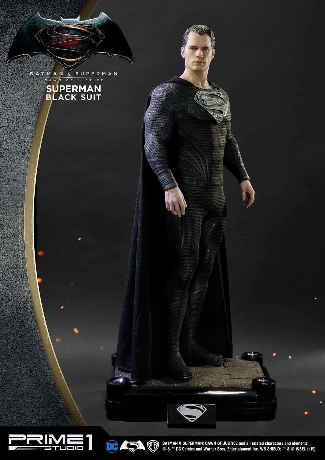 Prime 1 Studio Henry Cavill Superman
