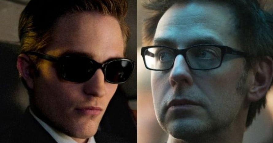 Robert Pattinson Batman James Gunn Guardians of the Galaxy Marvel