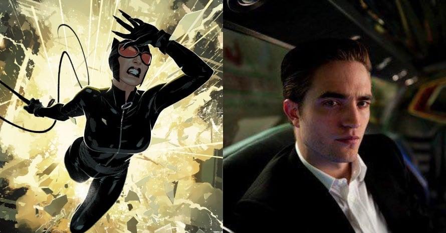 Robert Pattinson Batman Matt Reeves Catwoman