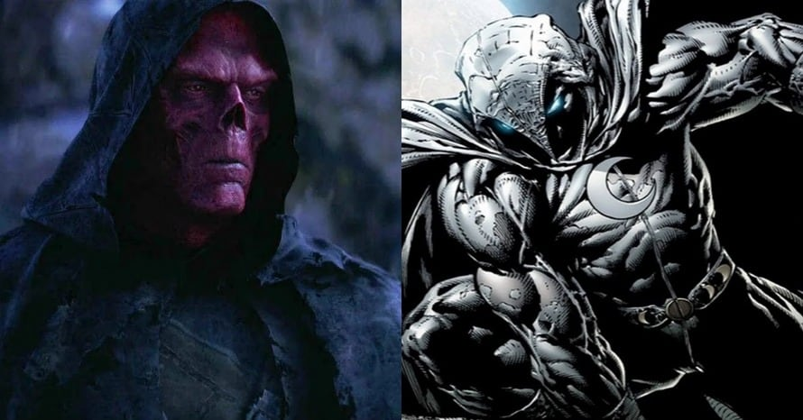 Ross Marquand Moon Knight Avengers Red Skull