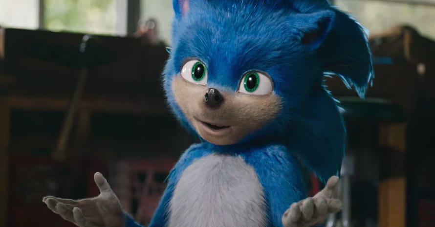 Image result for sonic the movie