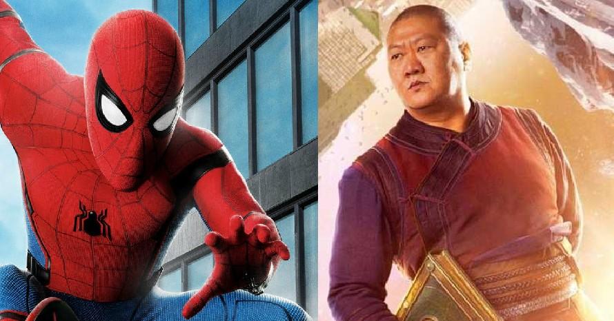 Spider-Man Tom Holland Avengers Wong