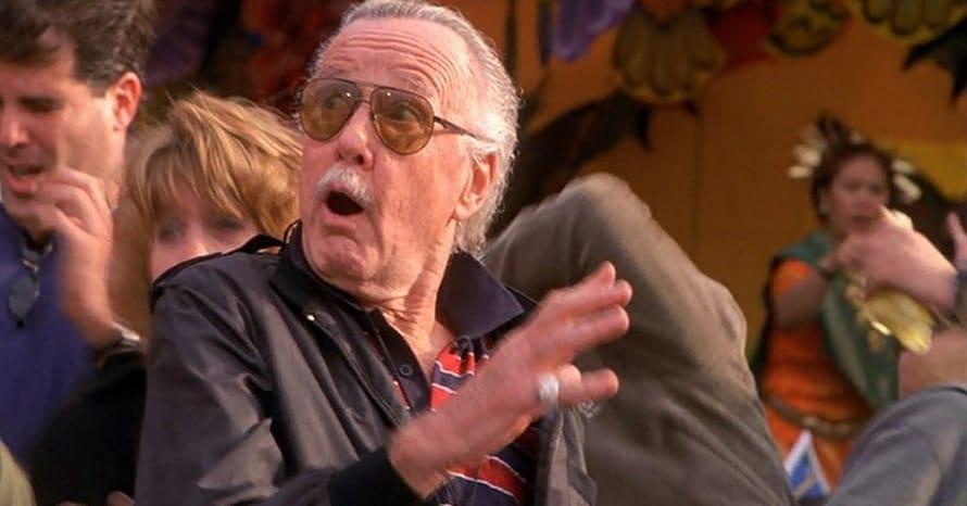 Stan Lee Marvel Studios