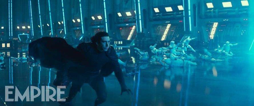 Star Wars Rise Of Skywalker Kylo Ren Adam Driver