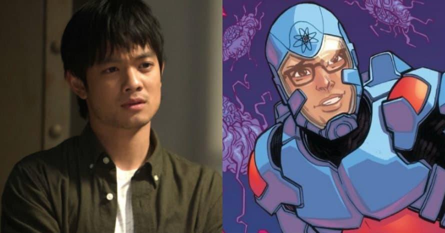 Supernatural Osric Chau Ryan Choi Atom Arrowverse The Flash