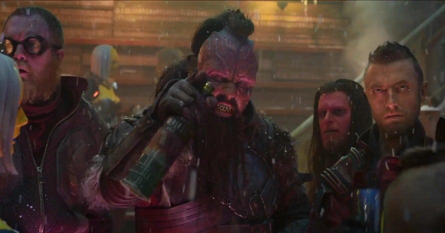 Taserface Guardians Of The Galaxy James Gunn