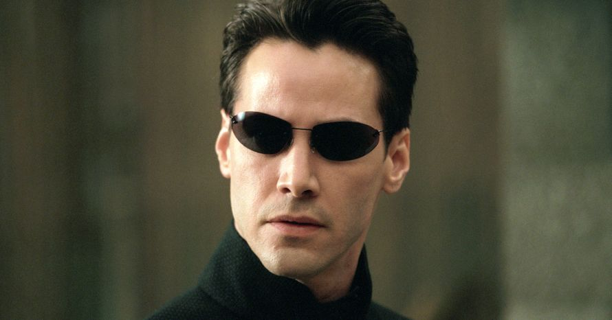 Keanu Reeves Suits Up As Neo For 'The Matrix 4' In Cool New Fan Art