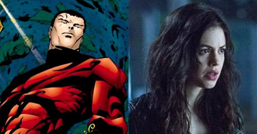 Titans Aqualad Conor Leslie Wonder Girl