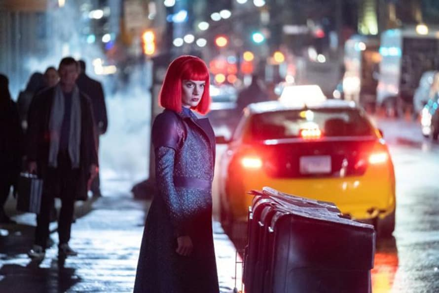 Titans Season 2 Episode 2 Images Reveal Chelsea Zhang S Rose Wilson Heroic Hollywood Zhang as the character of rose wilson, aka ravager. titans season 2 episode 2 images