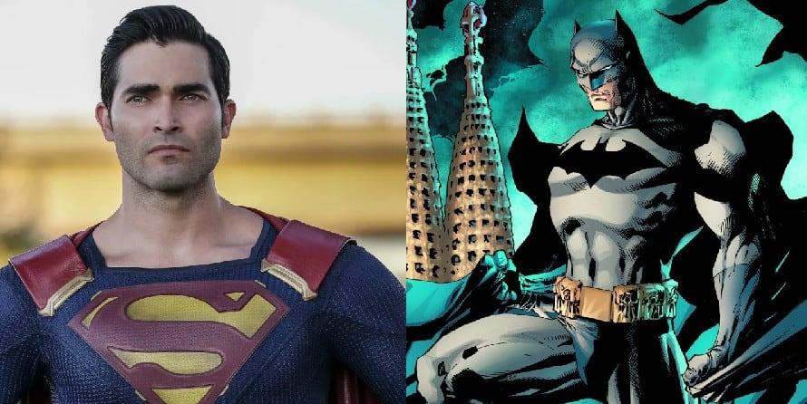 Tyler Hoechlin Superman Batman