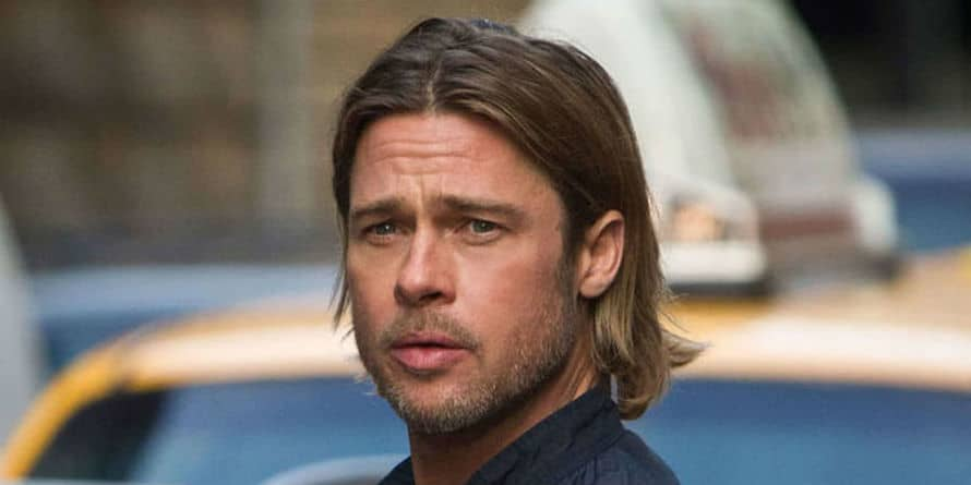 World War Z Brad Pitt David Fincher