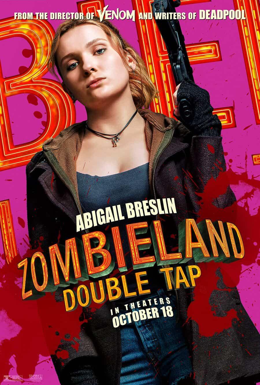 Zombieland Double Tap Abigail Breslin