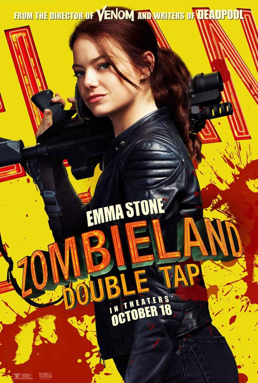 Zombieland Double Tap Emma Stone