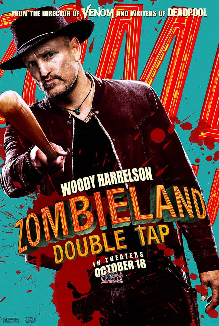 Zombieland Double Tap Woody Harrelson