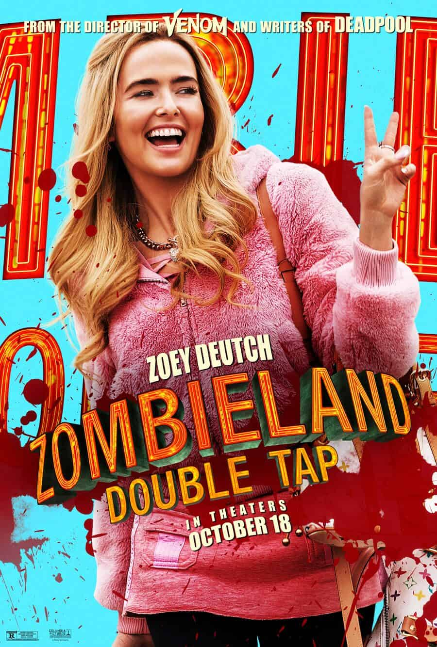 Zombieland Double Tap Zoey Deutch