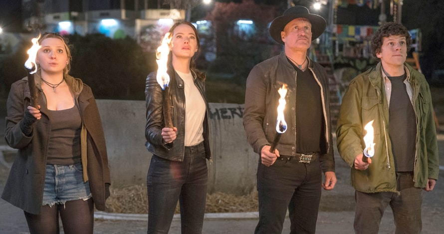 Zombieland Double Tap Sony Rotten Tomatoes