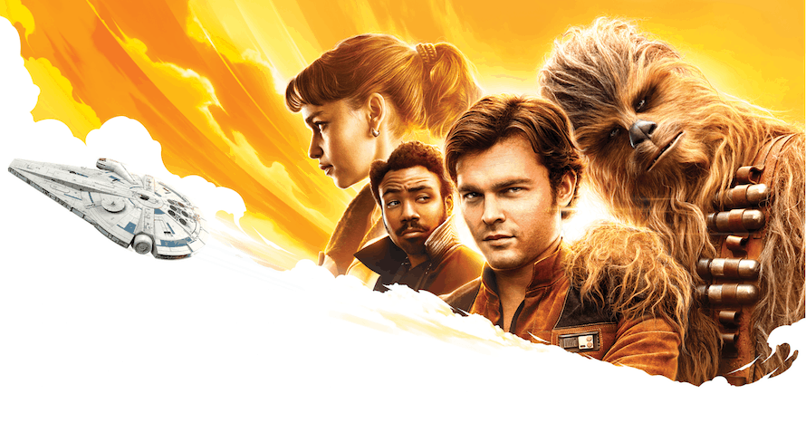 Solo Star Wars Millennium Falcon Lawrence Kasdan