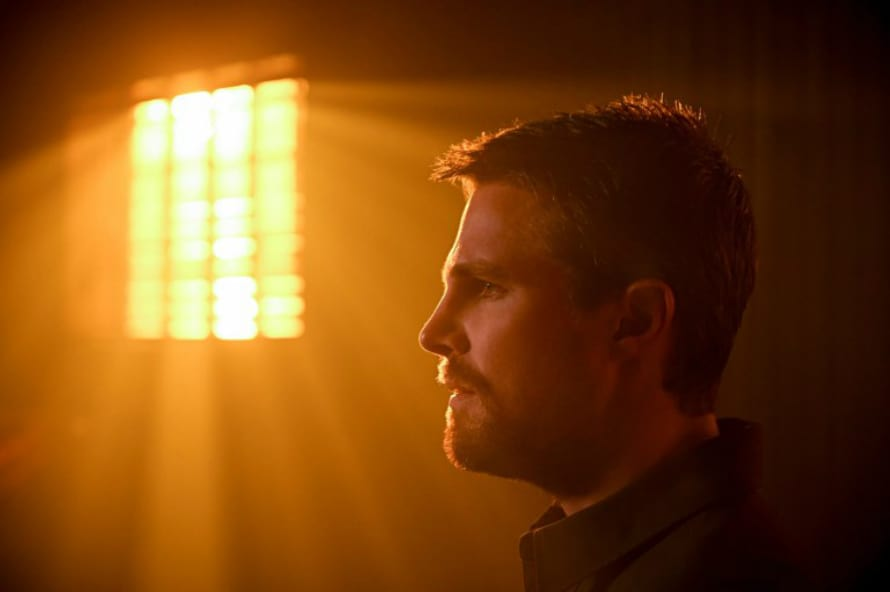 Stephen Amell Oliver Queen