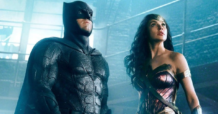 Batman Wonder Woman Ben Affleck Gal Gadot Justice League Zack Snyder Cut Patty Jenkins HBO