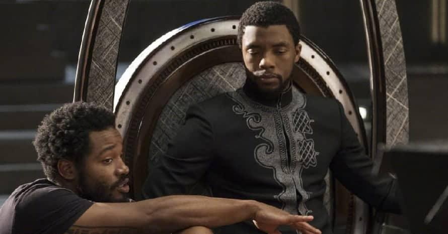 Black Panther Ryan Coogler Chadwick Boseman Disney Plus