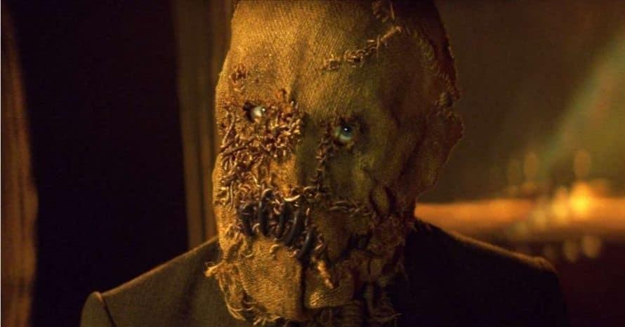 Cillian Murphy Scarecrow Batman
