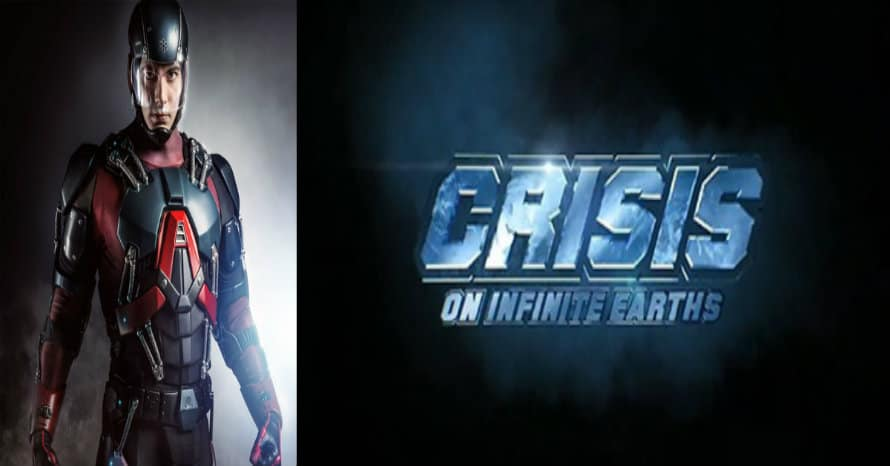 Crisis On Infinite Earths Brandon Routh Ray Palmer