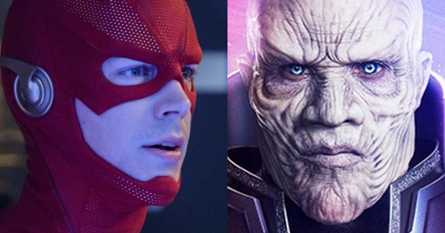 Crisis On Infinite Earths Grant Gustin The Flash
