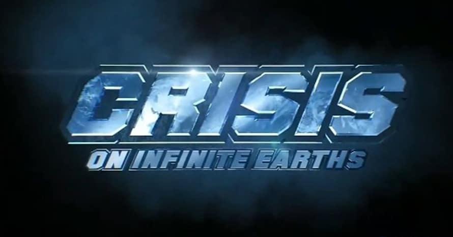 Image result for Crisis on Infinite Earths logo
