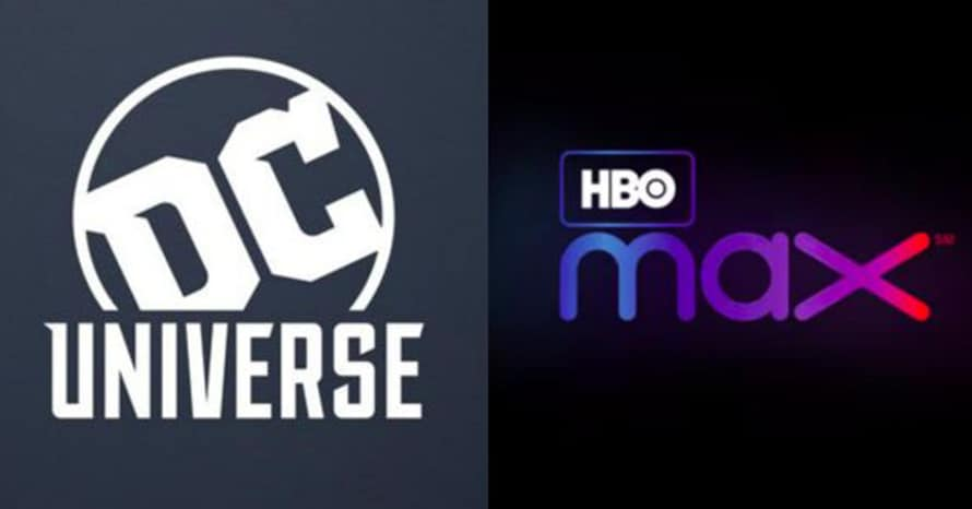 DC Universe HBO Max