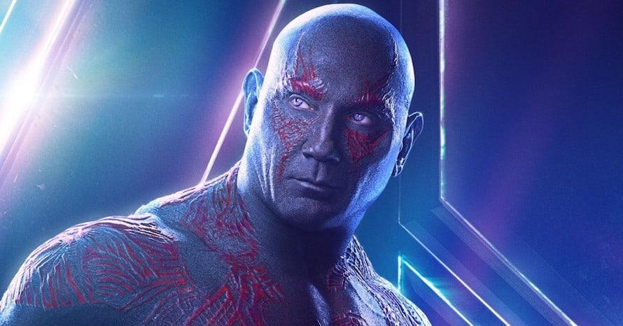 Avengers Dave Bautista Chris Pratt WWE The Walking Dead Zack Snyder Army of the Dead