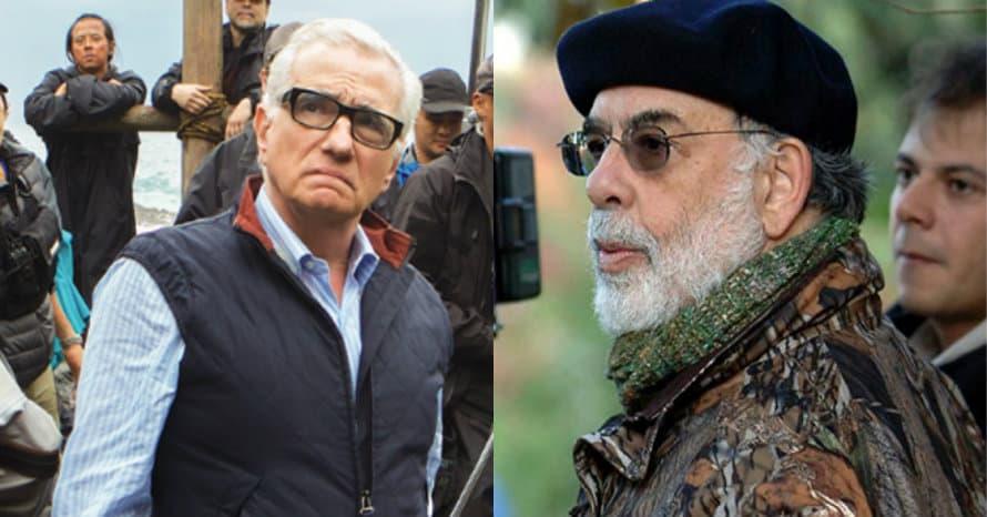 Francis Ford Coppola Martin Scorsese Marvel Studios Bob Iger Disney