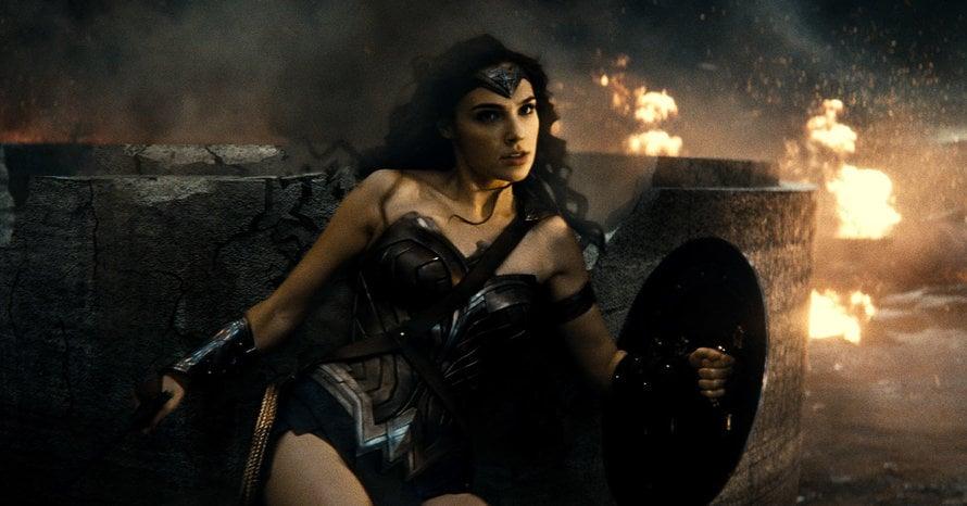Gal Gadot Wonder Woman Batman v Superman Batman v Superman