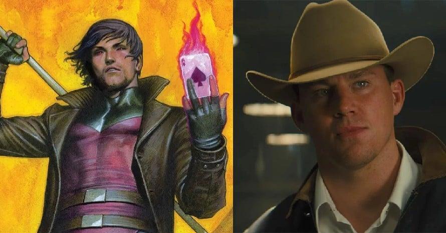 Gambit Channing Tatum Doug Liman