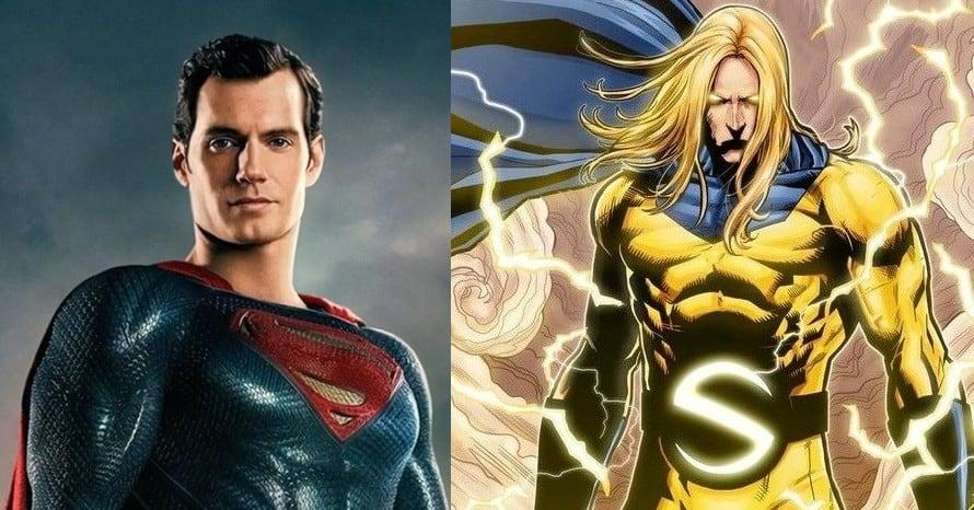 Henry Cavill Superman The Sentry Marvel Studios