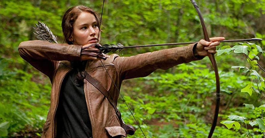 Hunger Games Jennifer Lawrence Lionsgate