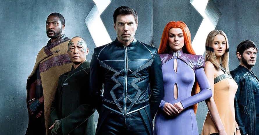 Inhumans Anson Mount Marvel Studios