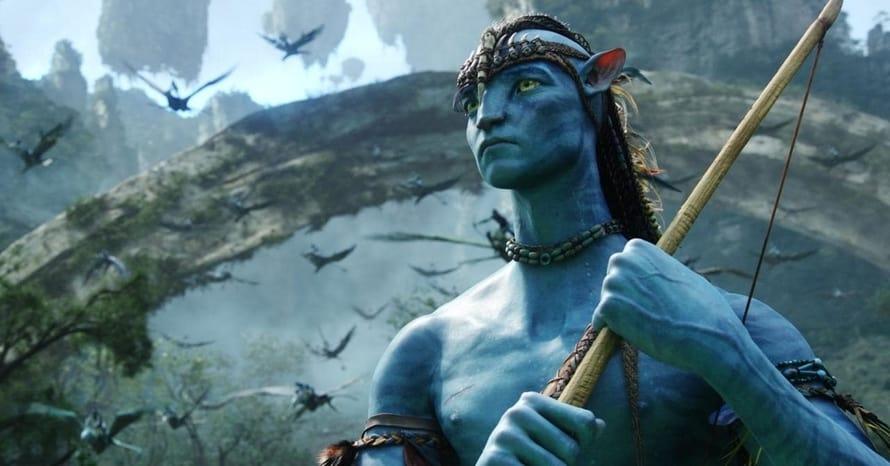 James Cameron Avatar Disney Plus