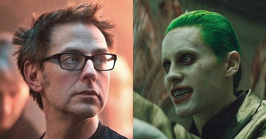 James Gunn Jared Leto Joker Suicide Squad