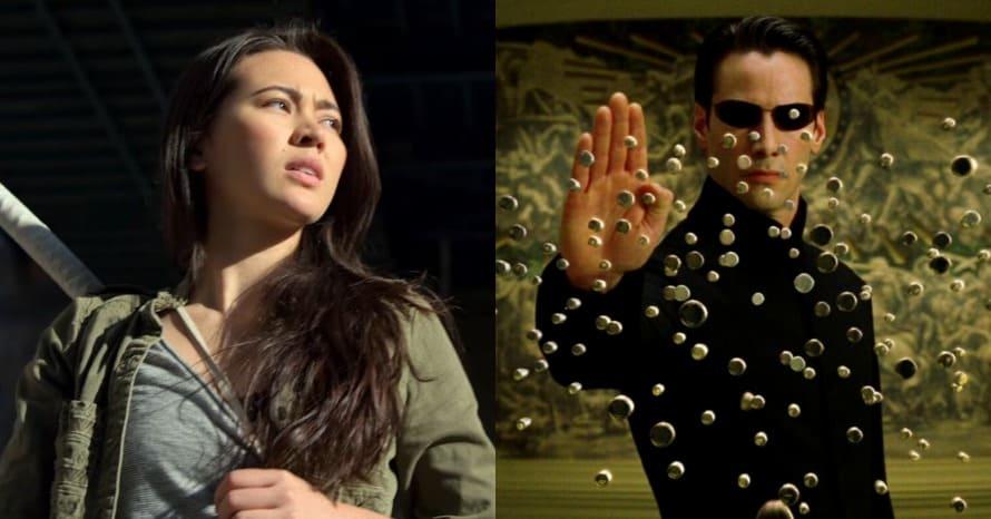Jessica Henwick The Matrix 4 Iron Fist