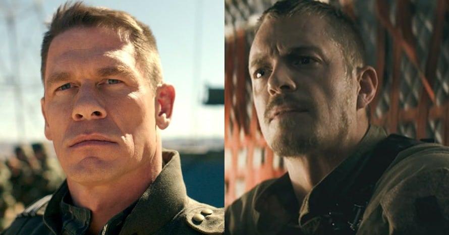 John Cena Joel Kinnaman The Suicide Squad James Gunn