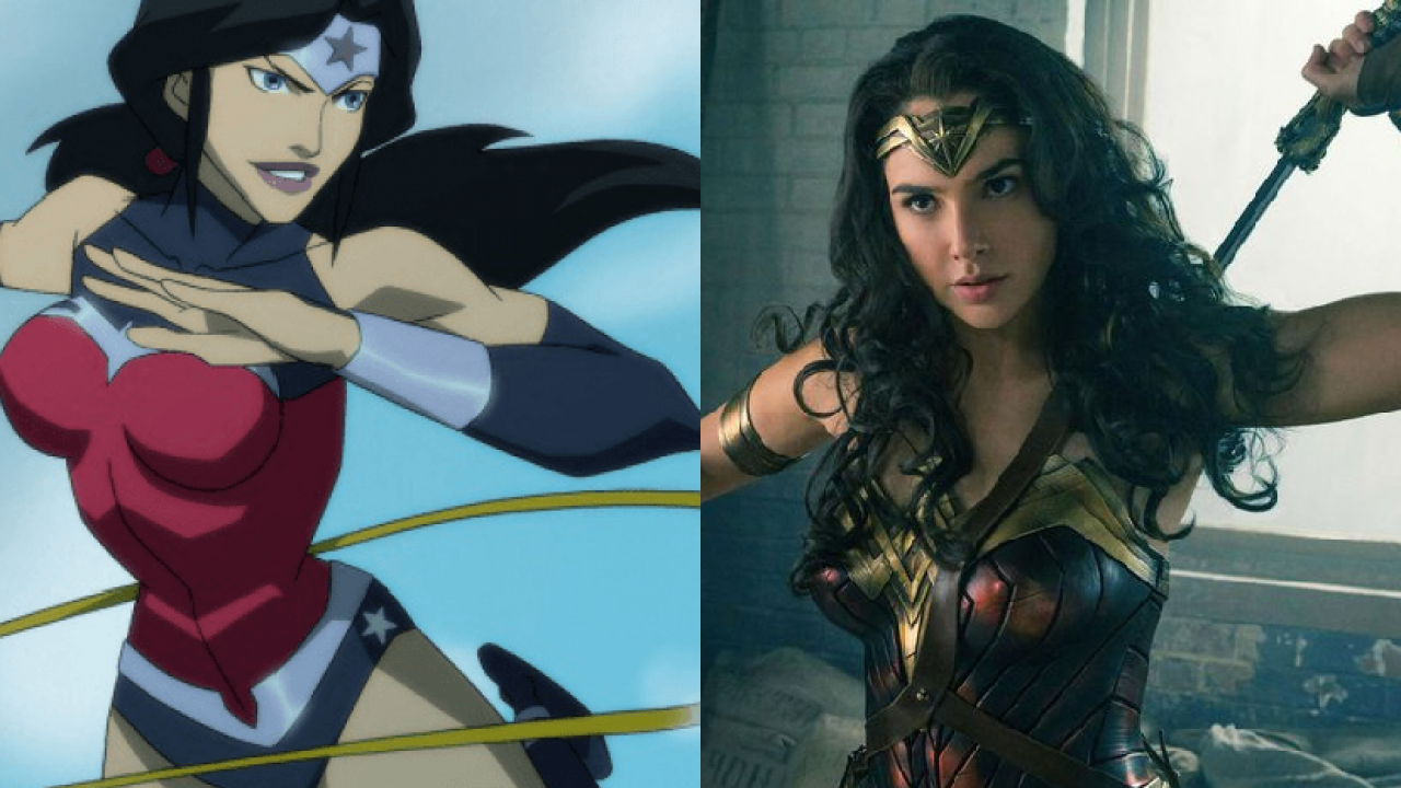 Justice League War Wonder Woman Cosplayer Looks Just Like Gal Gadot