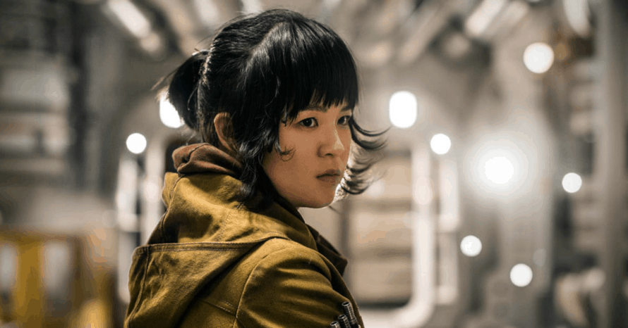Kelly Marie Tran Star Wars The Rise Of Skywalker Crazy Rich Asians Rose Tico Carrie Fisher