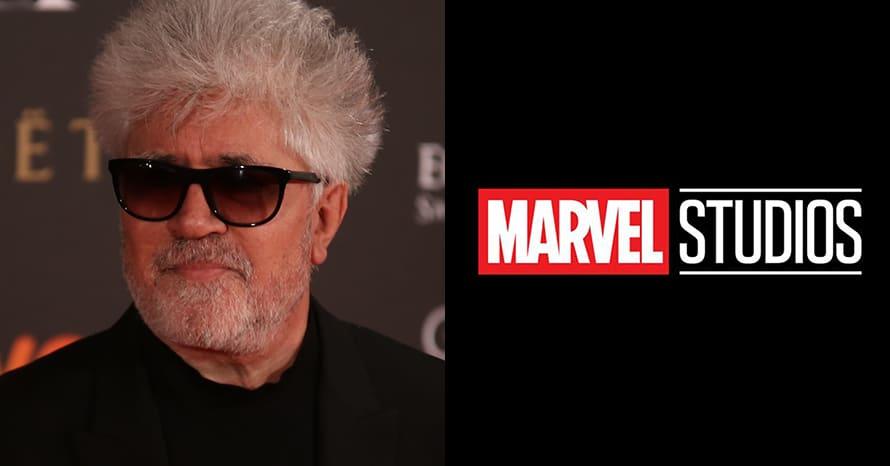 Marvel Pedro Almodovar
