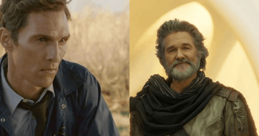 Matthew McConaughey Guardians of the Galaxy Vol 2 Ego