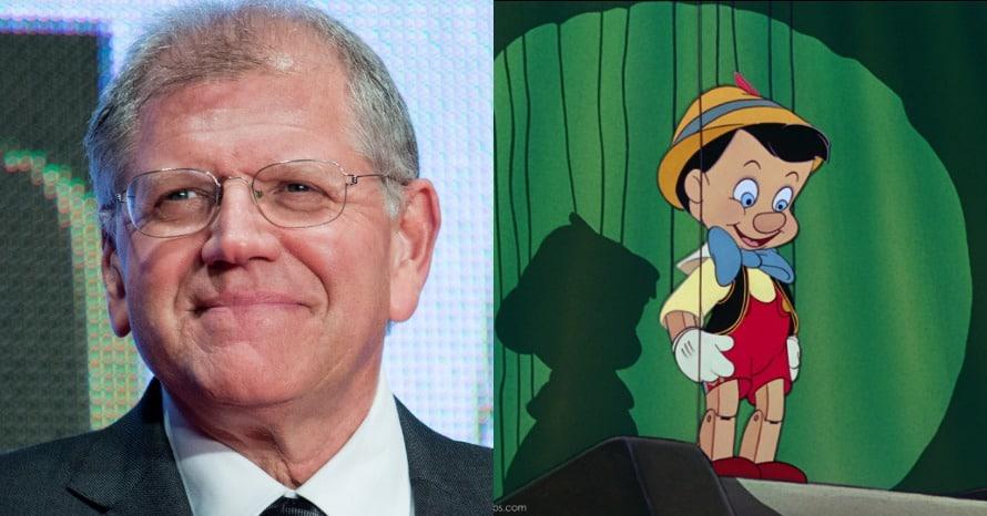 Robert Zemeckis Disney Pinocchio