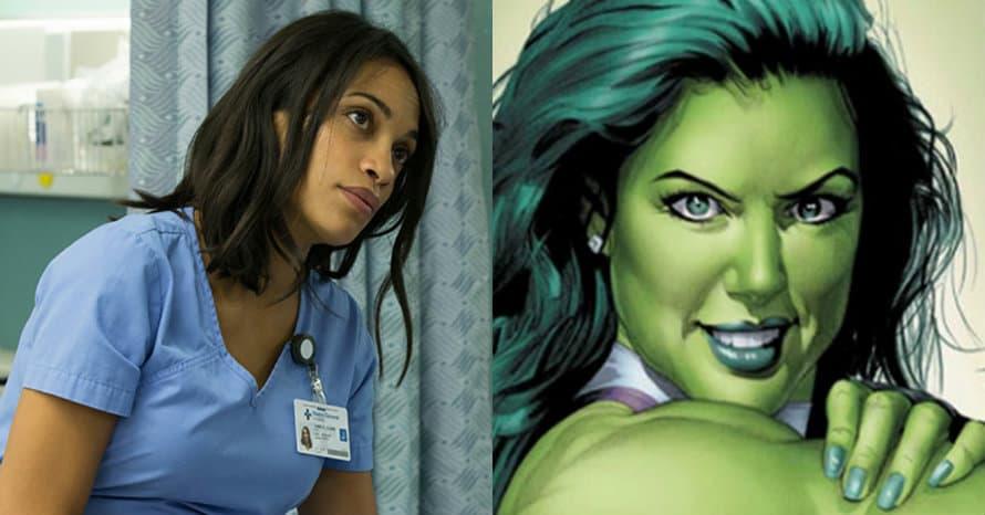 Rosario Dawson She-Hulk MCU