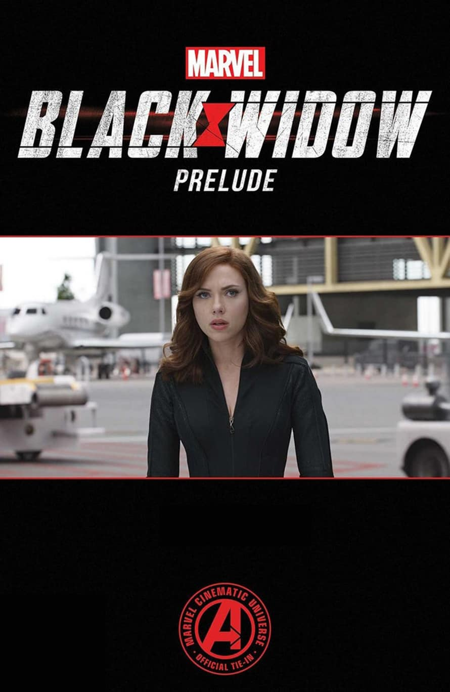 Scarlett Johansson Black Widow Marvel Prelude