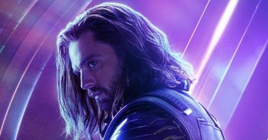 Sebastian Stan Winter Soldier Falcon Captain America Avengers Endgame